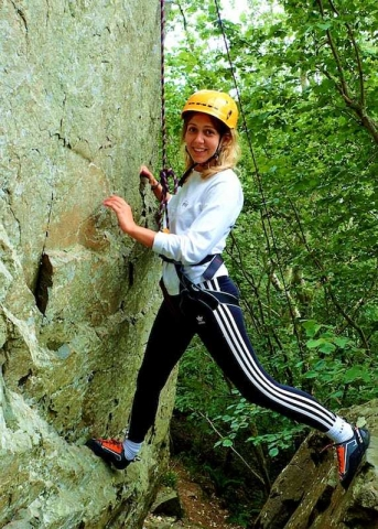 One big step - climbing in the Ullswater valley