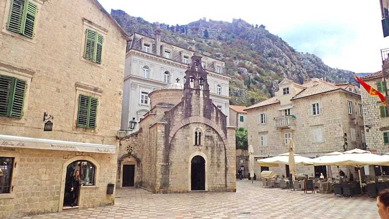 see the sights of Kotor