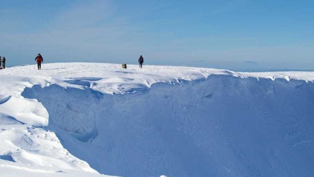 Winter walking skills - mountaineering skills for winter