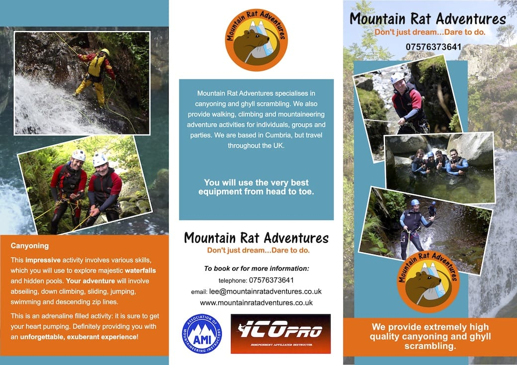 MRA leaflet 1