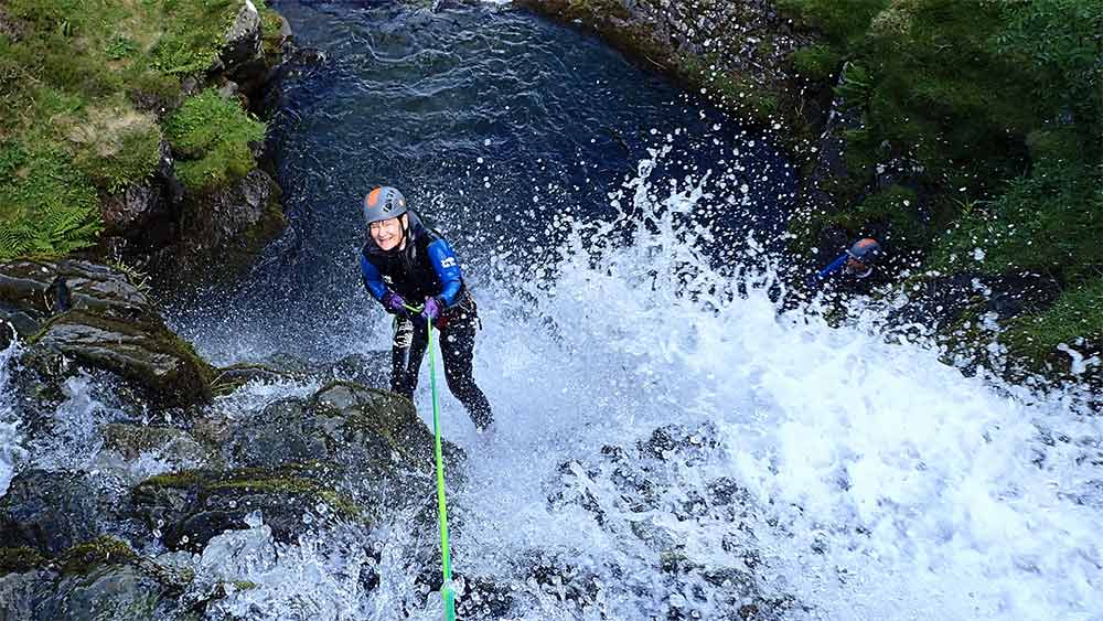 abseiling-cautley-spout-canyon-yorkshire-dales