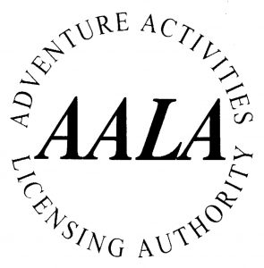 adventure activities licensing authority logo